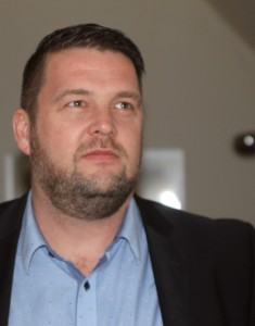 Sven Jensen kan hjælpe nye hold i gang med Stafet for Livet.