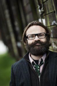 Du skal give 50 kroner for at møde forfatter Jens Blendstrup.