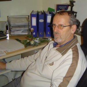 Holger Soltau bruger en hel arbejdsuge på sit frivilligjob.