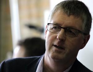 Erik Lauritzen ridsede en stribe positive punkter op fra dagsordenen til det kommende byrådsmøde.