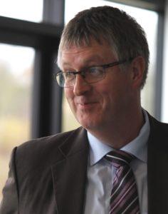 - Det er godt i bliver i Sønderborg og også at i fortæller, hvorfor i gør det, siger borgmester Erik Lauritzen.