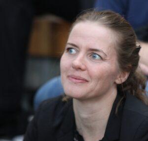 Ellen Trane Nørby fik sat fingeraftryk i Sønderborg via Christiansborg.