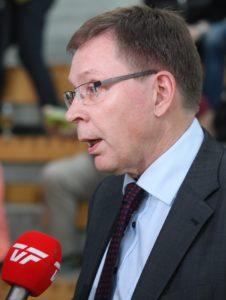John Lohff er med bag initiativ til nyt lokalt forsikringsselskab, som skal samle utilfredse kunder fra Sønderjysk Forsikring.