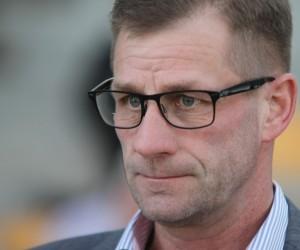 Peter Jørgensen håber på at blive Fredericas folketingskandidat. <div class=