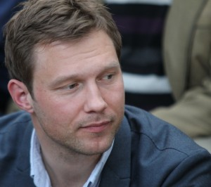Stefan Kleinschmidt fik ikke brugt partiets ekstra mandat på onsdagens møde.