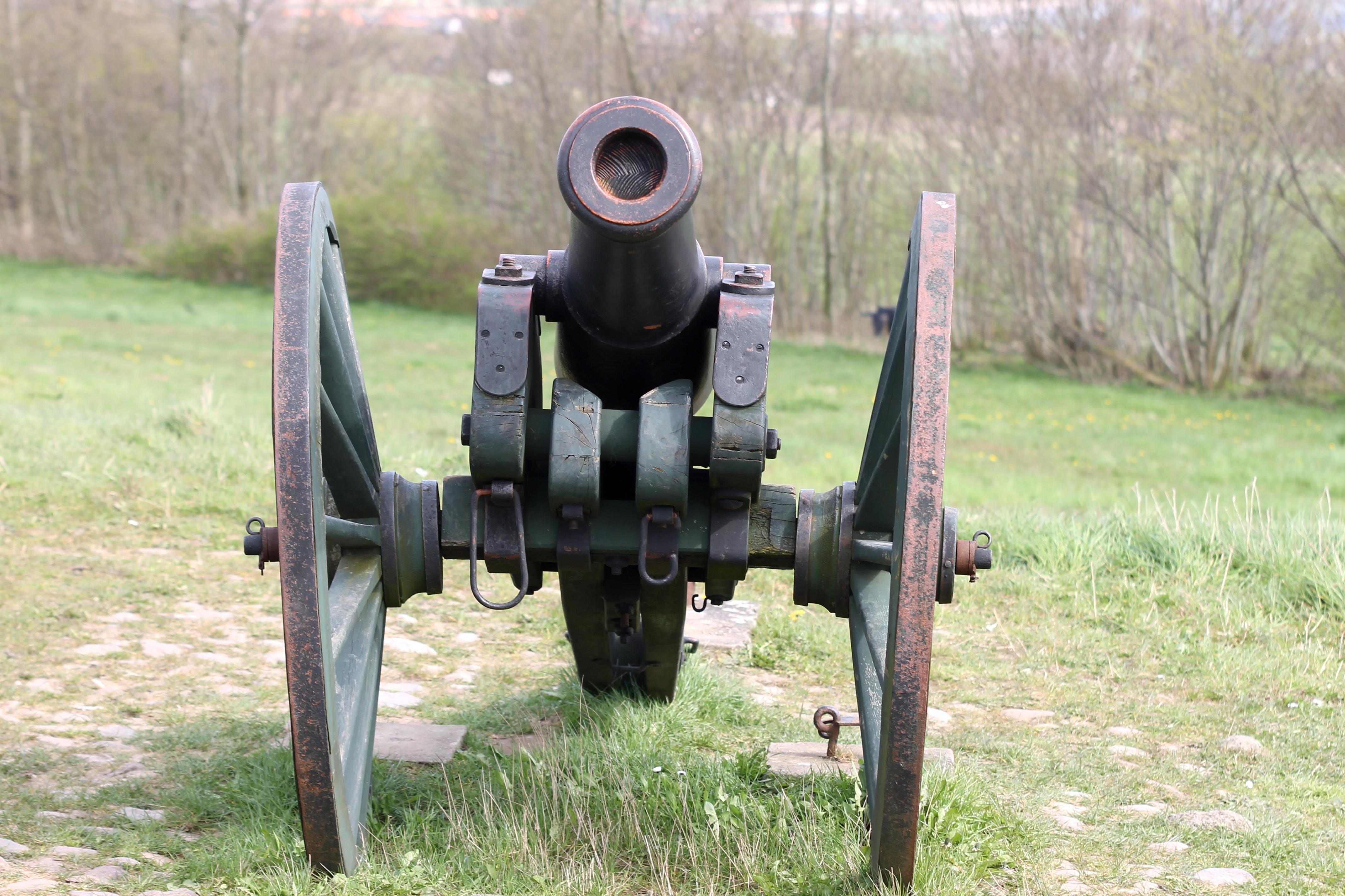 hvad kig krigen ud på i 1864