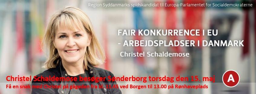 Christel i Sønderborg