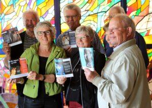 Teaterforeningens bestyrelse har sendt program ud til alle husstande i kommunen og til en del udenbys.