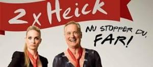Jan Hertz har også instrueret Annette og Keld Heicks show.