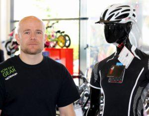 Cyklen skal være sådan, at man kan køre uden at få smerter, siger Brian Braukmann.