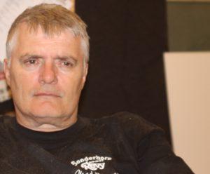 Per Steenberg arbejder også med kulisser i Herning.