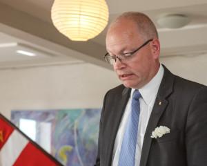 Claus Klaris er sikker på, at flere af kommunens 726 foreninger kan lære noget af Borgerforeningen.