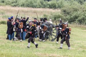 Danskerne havde ikke styr på kanonen, så den snuppede preusserne.