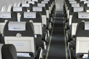 Flere rejsende med Alsie Express tæller også på lufthavnens kassestrimler..