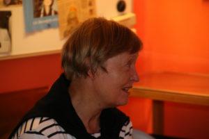 Jette Østergaard donerede afskedsgave til børn på Kvinde- og Krisecentret.