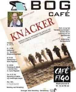 Billetter kan stadig købes på Café Figo.