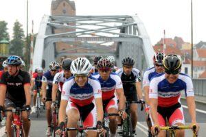 TrædTil med ruter for de seje cyklister og også for alle andre cykleglade. <div class=
