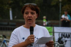 Kuulturudvalgsformand Charlotte Riis Engelbrecht.