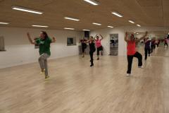 Dance All Over kombinerer det sjove og det sunde.