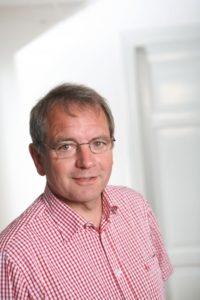 Jens Michael Damm giver teamlederposten videre til Karsten Grau fra Nordals.