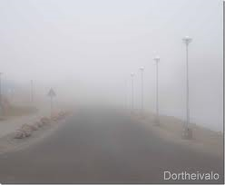 DMI advarer mod risiko for tåge i morgentimerne. <div class=