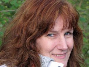 Anette O'Driscoll optræder i Alsion.