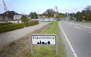 Augustenborg skilt