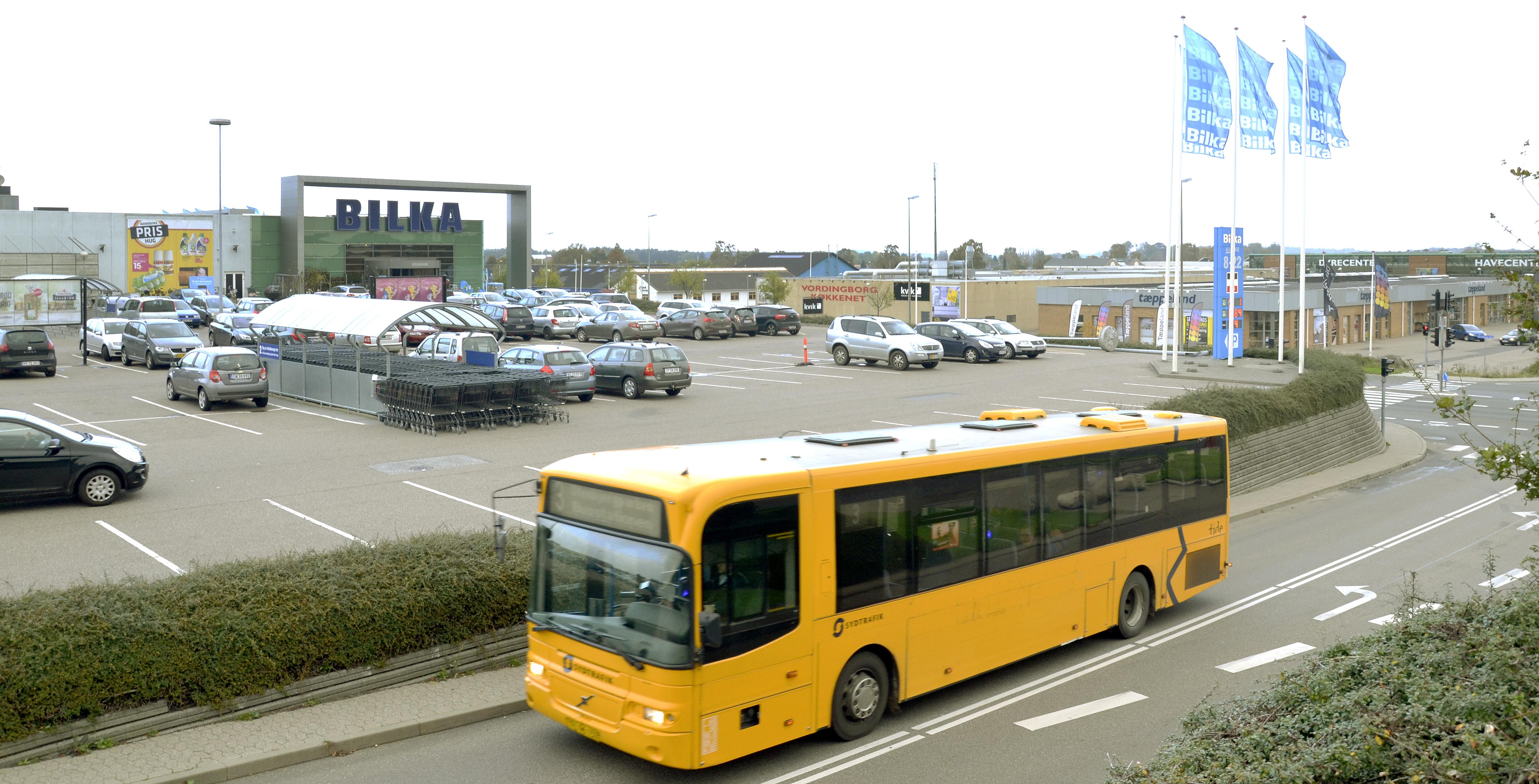 bus sønderborg gråsten