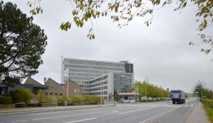 Danfoss, hovedbygning