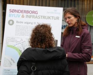 Søndrborgenserne har svært ved at se det fantastiske ved kommunens plan med midtbyen.