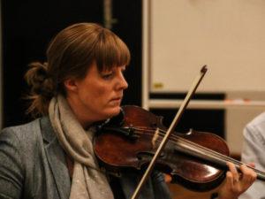Marie Louise Nielsen har spillet med i omkring otte år.