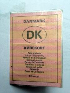 Kørekort