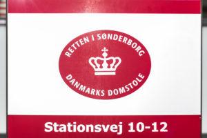 Retten i Sønderborg - 2