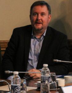 Karsten Schøn sikrer sig, at Byrådet ikke springer over en omkonstituering, hvis det viser sig, den skal foretages.