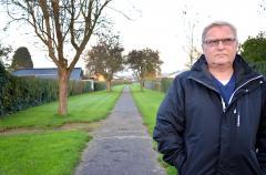 """""""Jeg er glad for, at kommunen tager en henvendelse som min seriøst og ikke mindst, at den straks retter en åbenlys fejl"""", siger Ejner Munkebro."""