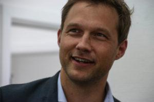 Stephan Kleinschmidt deltager fredag  i Kulturmøde på Mors.