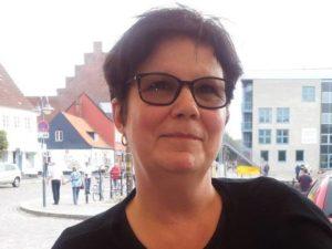 Elin Petersen fra Matas.