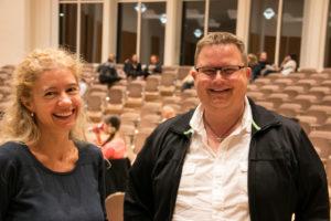 Mette Rasmussen  og Flemming Nissen er nye kultur-partnere
