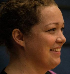 Rosa Andreasen er glad for at give noget tilbage til gymnastikken.