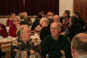 54 mennesker lagde ører til de klimarigtige løsninger.