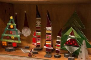 """Juleting i glas er populære blandt """"glaskvinderne"""" i Sønderborghus. <div class="""