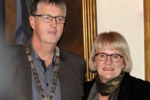 Det er et års tid siden Erik Lauritzen og Aase Nyegaard havde vagtskifte på borgmesterposten.
