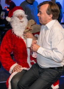 Det er ikke alene børn, der har ønsker til julemanden.