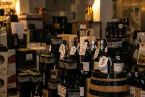 Wohlenberg byder på det bedste af det bedste - også af det, der er i flaske.