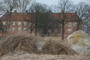 Sønderborg Slot blev brugt som kongeligt fængsel.