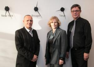 Leif Thomassen, Jette Schultz og Henrik Pape Henriksen er et trekløver med stor ekspertice.