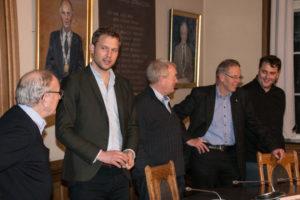 Stephan Kleinschmidt fortæller om Slesvigsk Partis garanti for en byrådsplads.