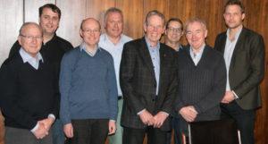 Torsdag holdt brobestyrelsen møde med Stephan Kleinschmidt og andre repræsentanter fra Sønderborg.