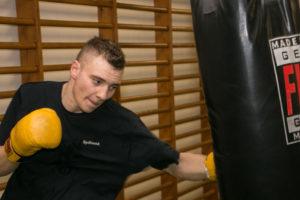 René Davidsen tager erfaringerne fra 27 kampe med i ringen ved Jyske Mesterskab.