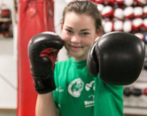 Marie Dehnfeld kan skrue ned for træningen, selvom hun skal med til Jysk Mesterskab.